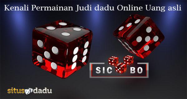 Kenali Permainan Judi dadu Online Uang asli